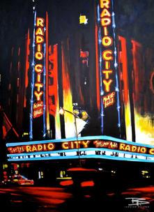 NY - RADIO CITY HALL