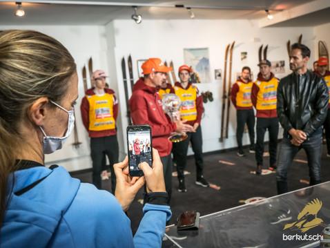 Inken Pallas - ARD Sortschau - Team