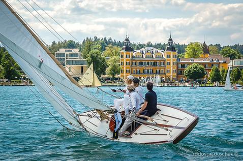 Wörthersee (AUT) - Classic Yacht Regatta 2017