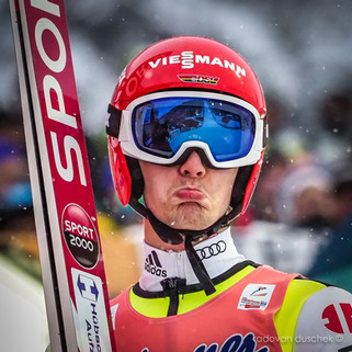 Stephan Leyhe (GER) - FIS Skiflying Worldchampionship 2018 in Oberstdorf (GER)