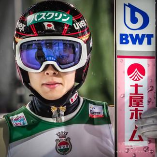 Junshiro Kobayashi - Team Japan