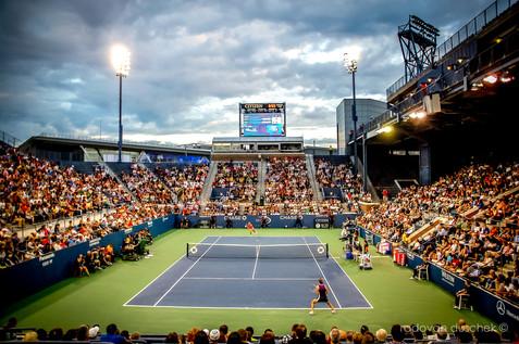 US Open 2011 - Grandstand Stadion - A. Kerber vs. S. Stosur