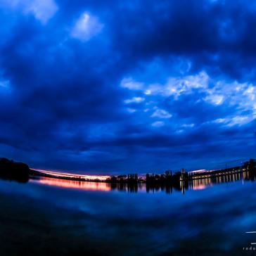 Konstanz - Die Bleiche am Seerhein