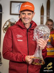 Stefan Horngacher - Bunderstrainer (GER)
