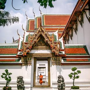 Bangkok - Kaiserlicher Tempel