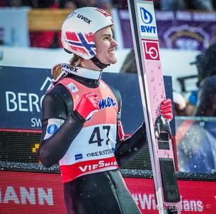 Daniel-André Tande (NOR) - FIS Skiflying Worldchampionship 2018 in Oberstdorf (GER)