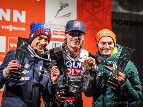 FIS Skiflying Worldchampionship 2018 in Oberstdorf (GER)