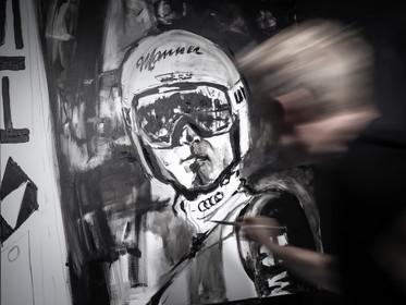 Make Of ..Gemälde von Karle Geiger