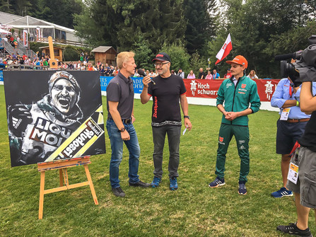 FIS Sommer Grand Prix 2018 in Hinterzarten (GER)