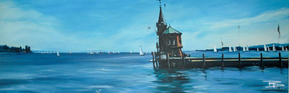 302. Konstanzer Hafen, 150 x 50 cm.jpg