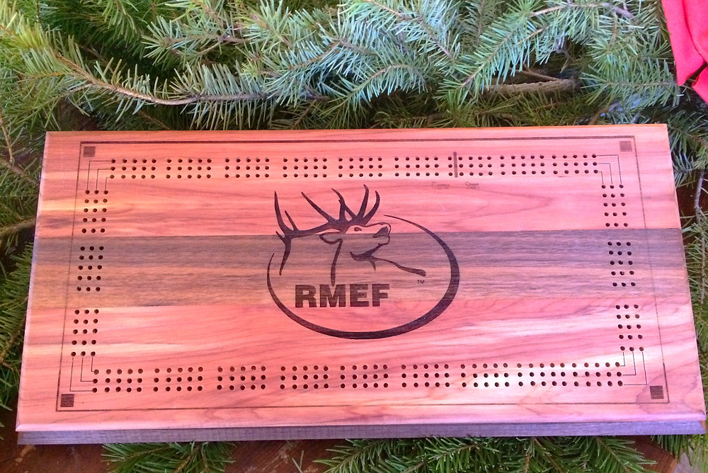 Custom Cribbage Board