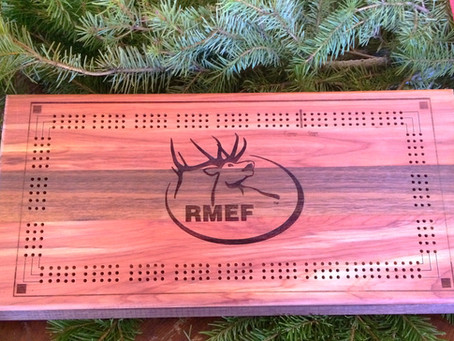 Custom Cribbage Boards