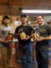 Personalized Beer Growlers