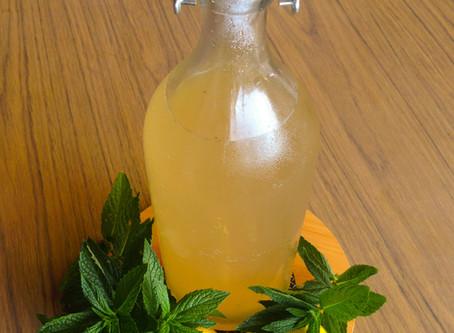 Make Mint Soda at Home