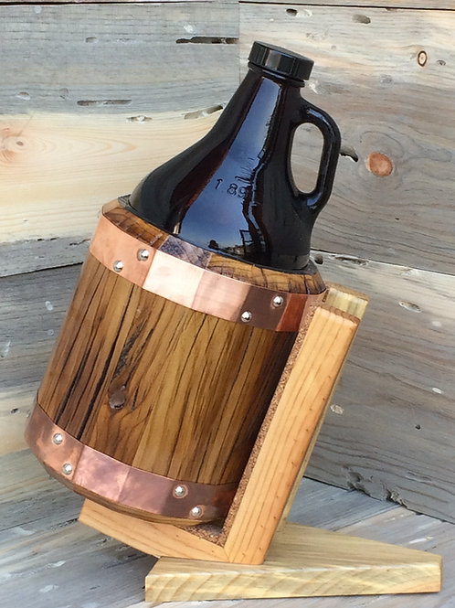 Antique Barnwood Growler Girdle