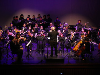'La Pacificación de Chile' y su 'cantata-rock' coronó el cierre del Festival MUSICAHORA