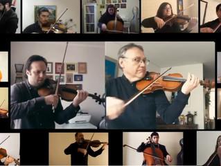 Concierto inspirado en la 'Esencia Musical de Bach' conectó a miles de fanáticos con la OSULS