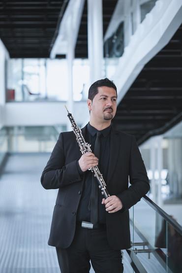Jose Luis Urquieta / 1º Oboe