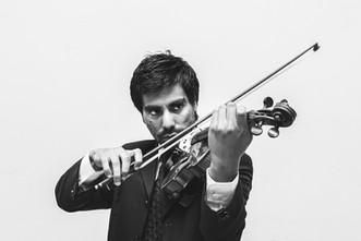 Juan Pablo Luengo / Violin Tutti