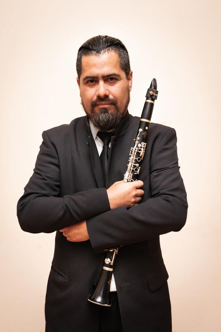 Andres Pallero / 1º Clarinete