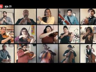 Nuevo concierto online rescató el invaluable legado del maestro Jorge Peña Hen