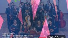 Esta noche OSULS pondrá el broche de oro a la última jornada del Festival Musicahora
