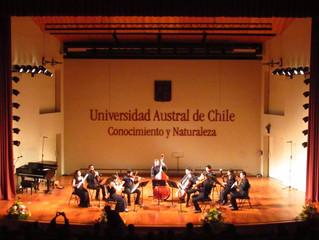 Orquesta de Cámara de Valdivia abre los fuegos de los 36° Encuentros Musicales de La Serena