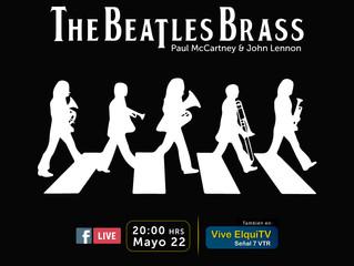 Quinteto de Bronces OSULS presentará concierto online en tributo a The Beatles