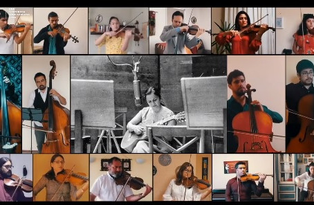 Natalicio 104 de Violeta Parra y Día de la Música Chilena fueron celebrados con emotivo concierto