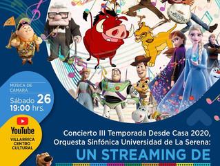 OSULS presenta concierto en la IX región tras importante alianza de extensión territorial