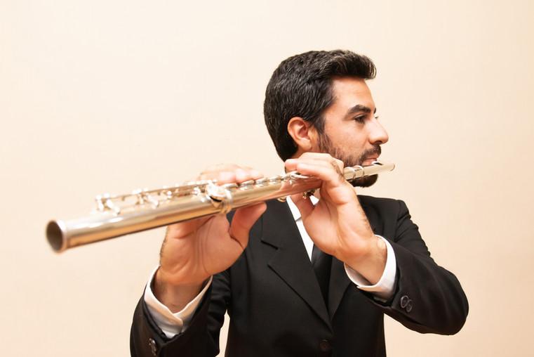 Gerardo Bluhm / 1º Flauta