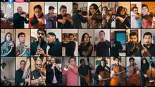 OSULS se tomó las redes con fabuloso concierto familiar inspirado en las series más icónicas de TV