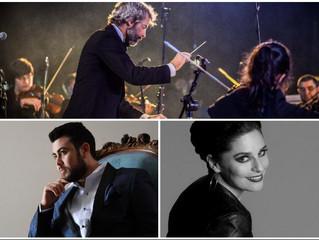 Orquesta Sinfónica e importantes exponentes latinoamericanos protagonizarán Gala Lírica en la región