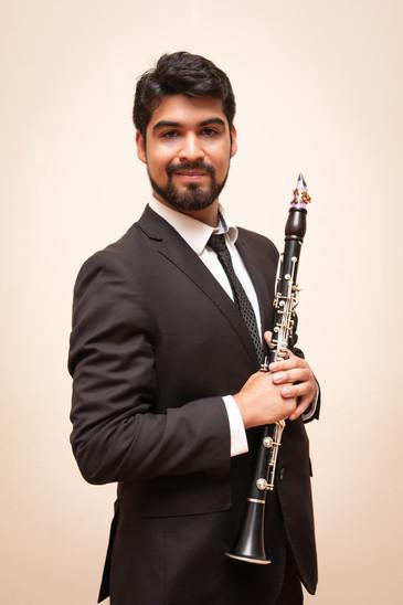 Erick Delgado / 2º Clarinete