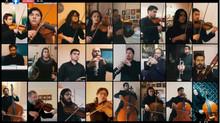OSULS inauguró su segundo semestre de actividades 2021 con ovacionado concierto barroco