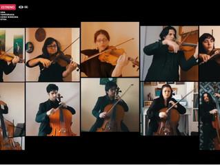 OSULS conmemoró los 100 años de Astor Piazzolla con espectacular concierto online