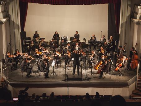 OSULS pondrá broche de oro al Festival MUSICAHORA con obra 'Kamikaze' del compositor Nicolás Ahumada