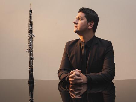 Intérprete OSULS inaugura sitio web enfocado a la divulgación de composiciones escritas para oboe