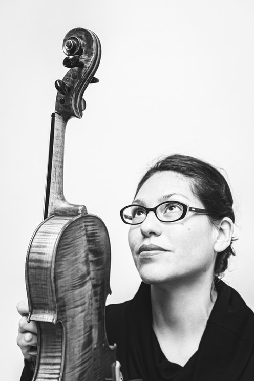 Polyana Brehmer / Jefe Violas