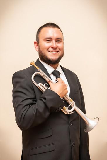 Sergio Fuentes / 1º Trompeta