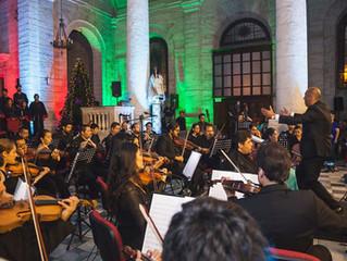 Concierto inspirado en el cuento de Navidad Charles Dickens llegará a la región junto a la Orquesta