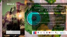 OSULS celebrará los 477 años de La Serena con espectacular concierto online