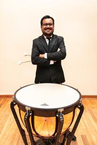Pablo Pallero / 1º Percusion
