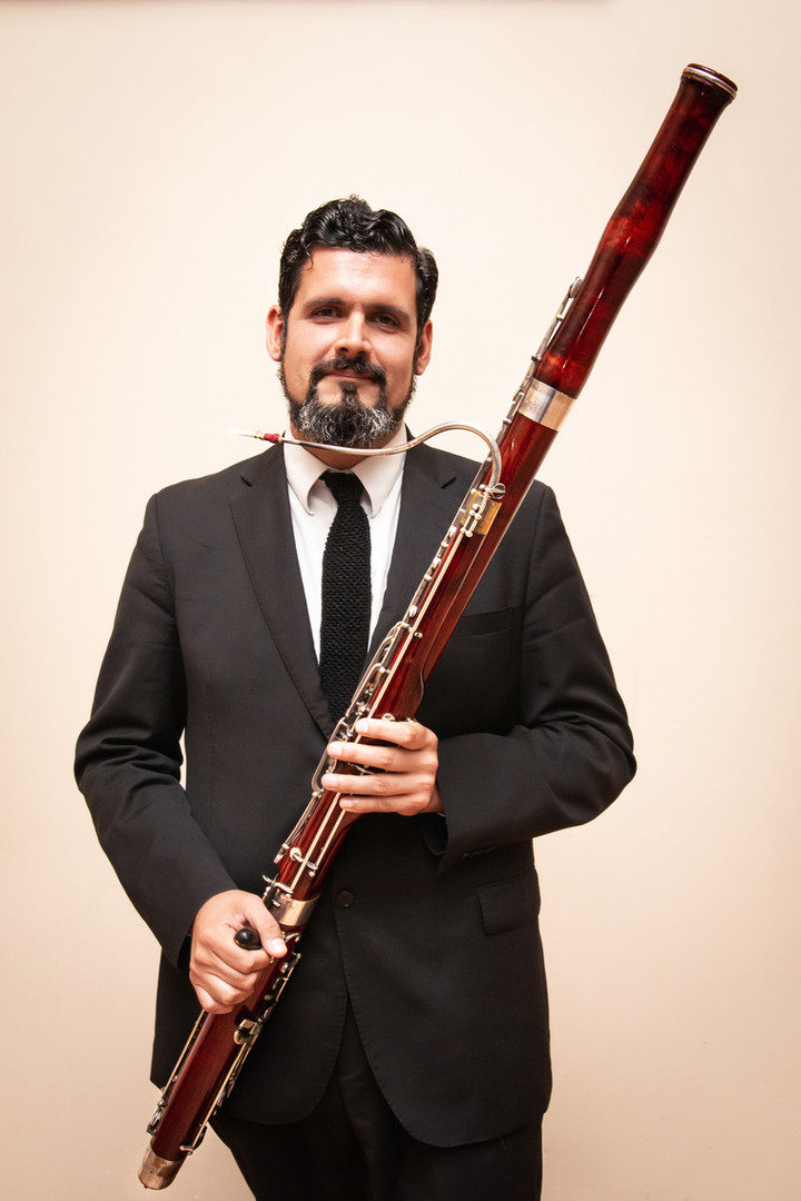 Alevi Peña / 1º Fagot