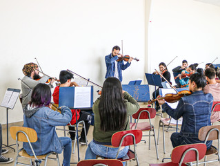¡Inscripciones Abiertas! Orquesta Regional realizará nueva sección de clases magistrales durante ago