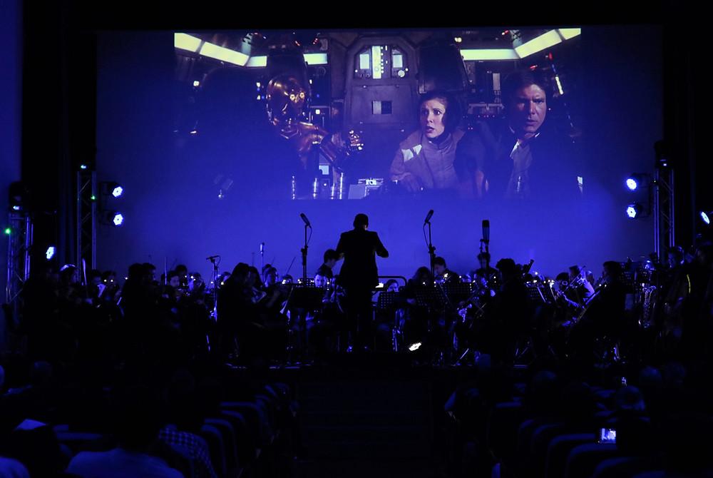 La Guerra de las Galaxias: Un concierto de película