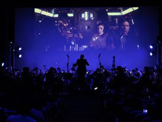 ¡EXPERIENCIA ÚNICA!: 'La Guerra de las Galaxias: Un concierto de película' reunió a más de mil asist