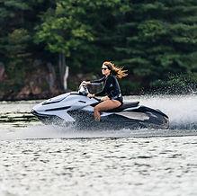 Jet Ski personal watercraft