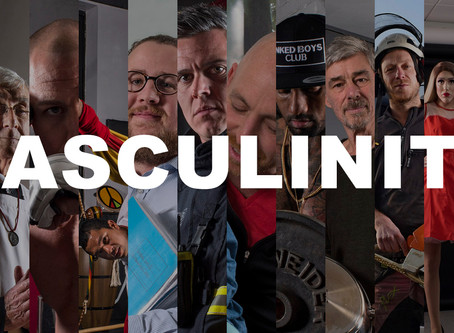 MASCULINITY EXHIBITION