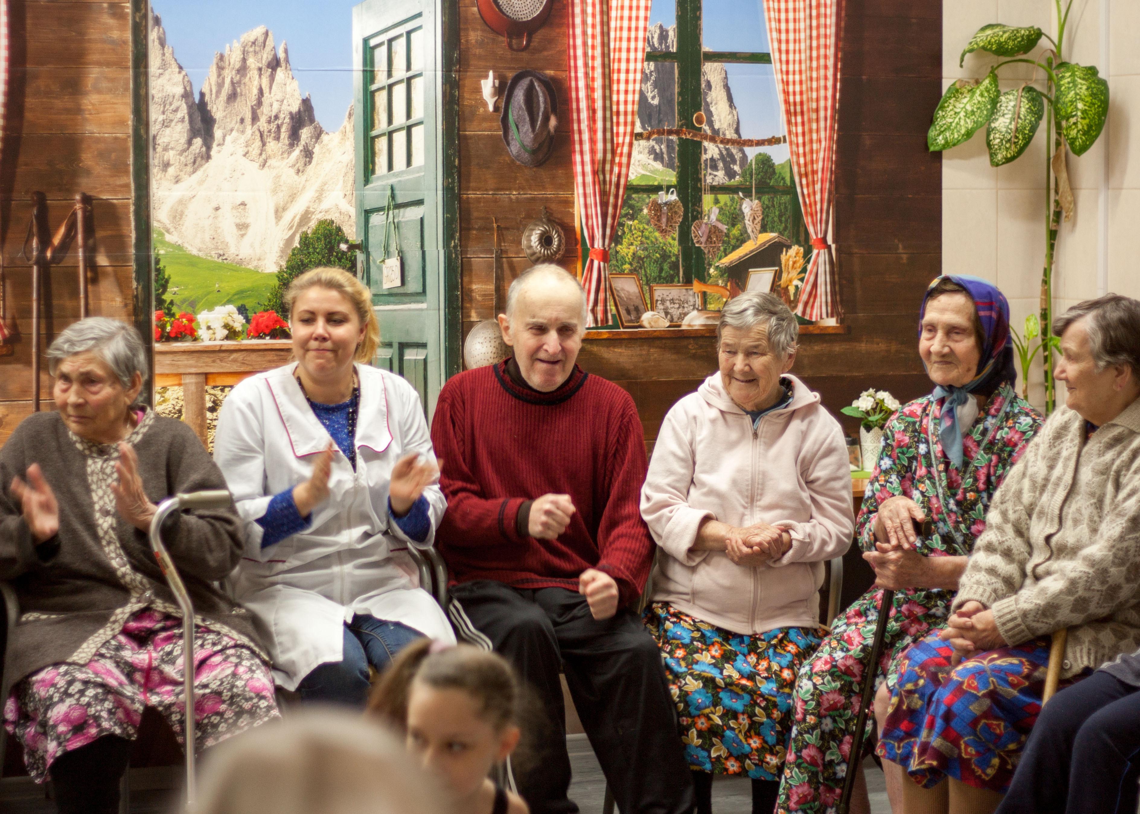 дом престарелых реабилитационный центр раменское отзывы